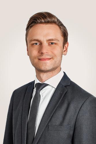 Martynas Šukevičius - teisininko padėjėjas